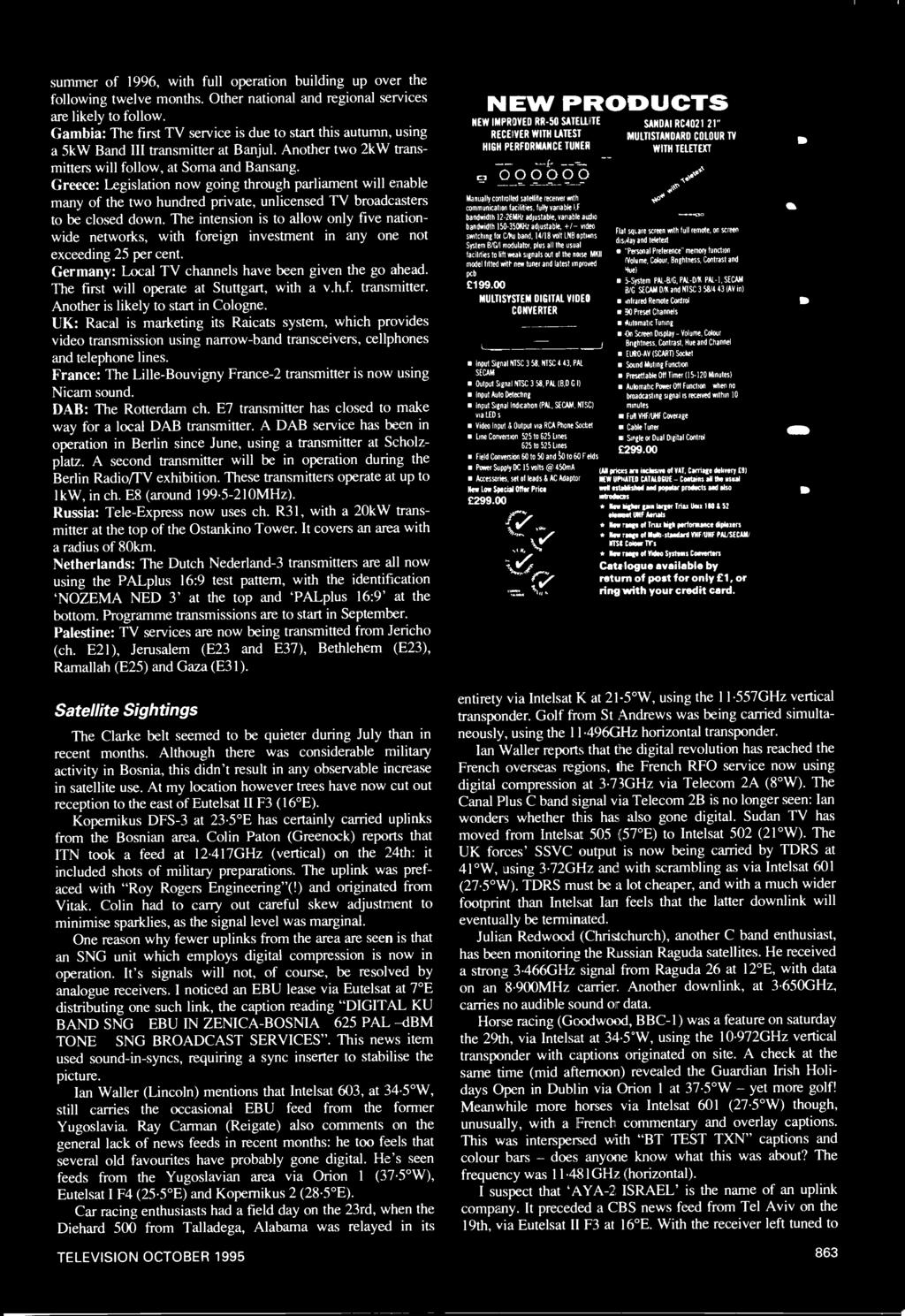 Spares guide free tvvideo distribution techniques inside the 1111 summer of 1996 with full operation building up over the following twelve months fandeluxe Image collections