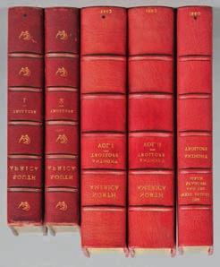 98 Trollope (Anthony). How the Mastiffs Went to Iceland, 1st ed. 1878, half title, colour map, two mounted albumen prints, 14 uncoloured lithographed plates by Mrs.