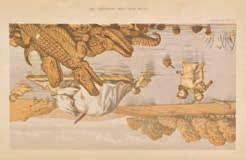 , 1827, half titles, folding map (laid down and repaired), some spotting and toning, later burgundy half calf, a few small mottled dampstains, 8vo, together with Grey (George), Journals of Two