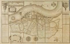 159 Badeslade (Thomas). The History of the Ancient and Present State of the Navigation of the Port of King s-lynn and of Cambridge, and the rest of the Trading Towns in those parts.
