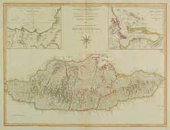 Lot 285 285 West Indies. Moll (Herman), A Map of the West-Indies or the Islands of America in the North Sea with ye adjacent Coutries, explaining what belongs to Spain, England, France, Holland &c.