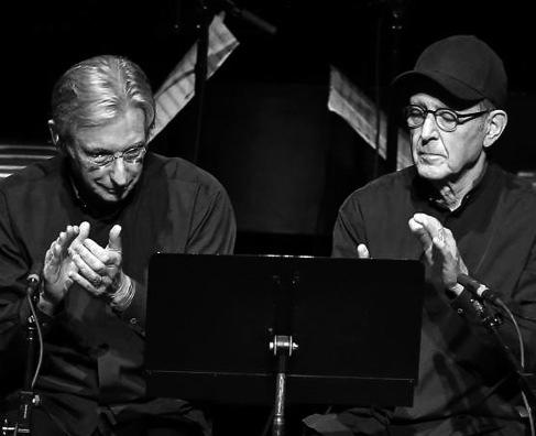 Steve Reich and Philip Glass at 80 [Two composers, whom one either loves or hates, both of whom thumbed not five but ten fingers at the serialist academics 50 or so years ago, celebrate their 80th