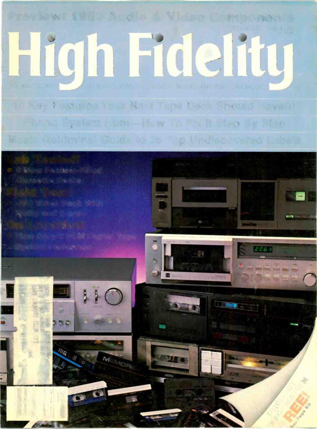 Preview 1983 Audio Video Components Pdf Imo X6 Lucky Transcription