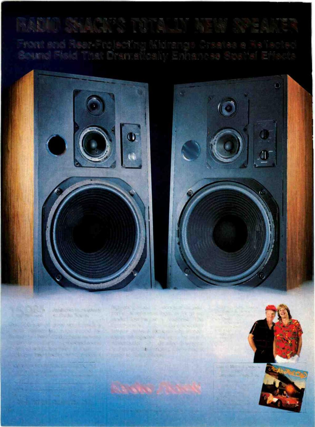 Special Report Vim Digital Disc Players Rac Exploding 21 Audio Loudspeaker Thump Eliminator Radio Shacks Totally New Speaker Front And Rear Projecting Midrange Creates A Reflected Sound Field