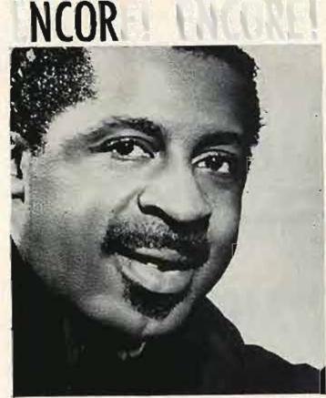 r Erroll Garner is a fabulous f)ianist and a rol- licking joy to hear, from any point of view at all, whether it's that of the hep jax2 buff or of tine well-informed svrn loony orchestra