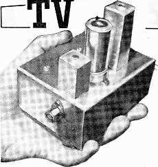 434 PRACTICAL TELEVISION April, 1959 NUMEROUS TV programmes have entertainment value even when the sound alone is received.