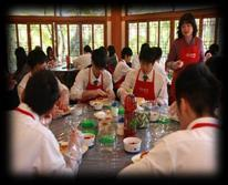3 Samcheonggak: Traditional cultural experience programs Destination Samcheonggak Maximum no. of visitors