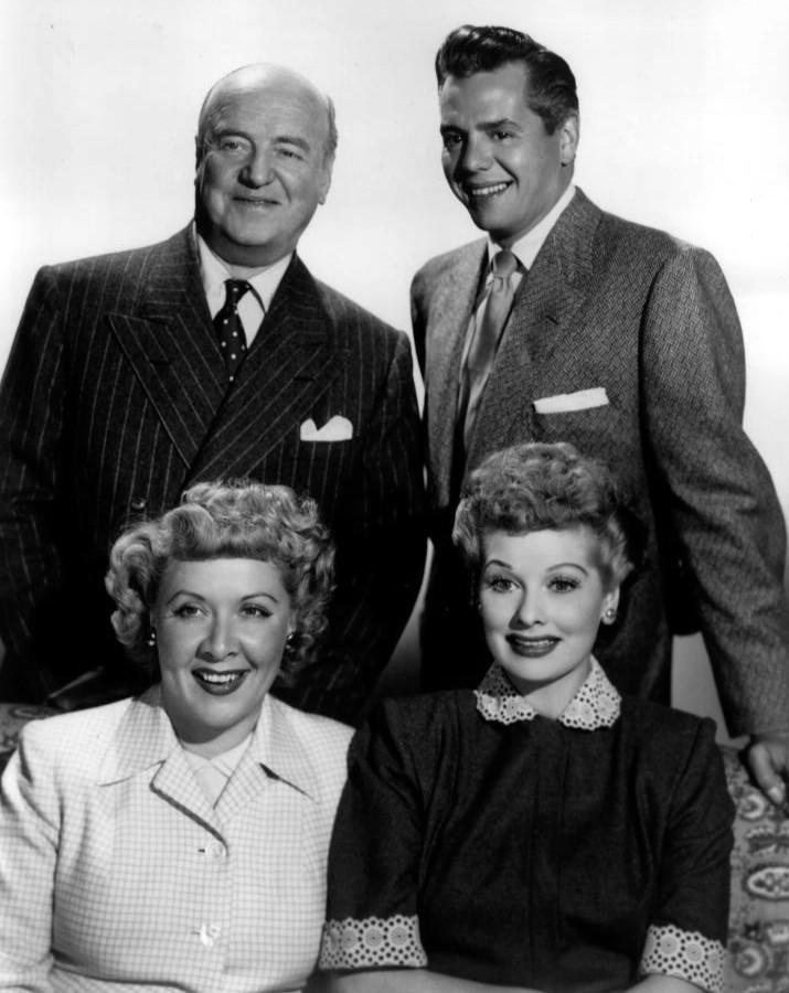 Lucy & Desi end live TV Until the 1951 with I Love Lucy, when Lucille Ball and Desi Arnaz wanted to move their show to California.