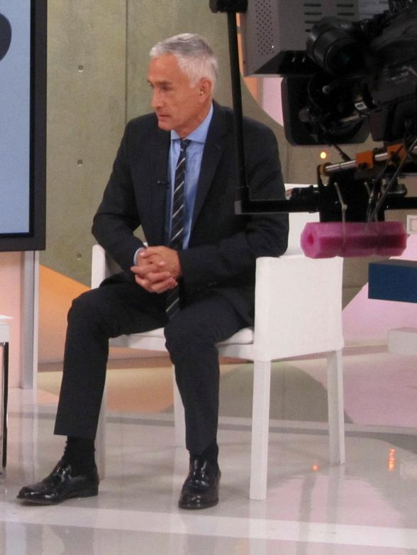 Case Study: Jorge Ramos Jorge Ramos came to U.S. from Mexico in 1973, leaving the news station he was at because his supervisors accused him of being critical of the government.