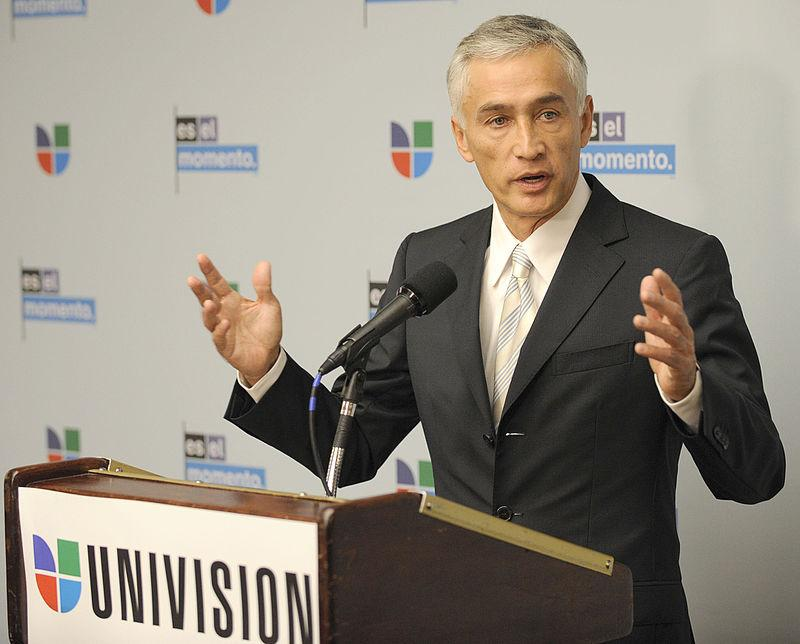 Case Study: Jorge Ramos He s known for questions others balk at, including asking President Obama questions about his immigration policy during the 2012 reelection campaign.